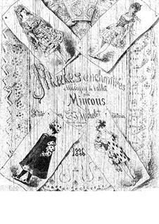 Les Pilules enchantées. Variation: Les Pilules enchantées. Variation by Ludwig Minkus