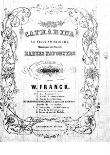 Catharina: Catharina by Cesare Pugni