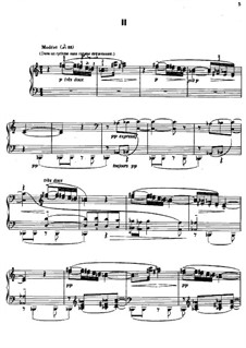 No.2 Voiles: For piano by Claude Debussy