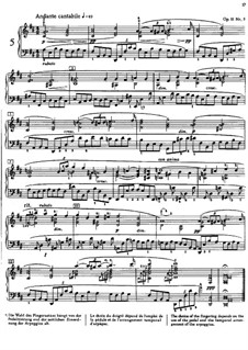 Twenty-Four Preludes, Op.11: Prelude No.5 by Alexander Scriabin
