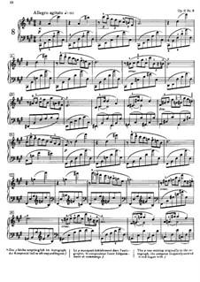 Twenty-Four Preludes, Op.11: Prelude No.8 by Alexander Scriabin