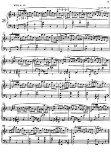 Twenty-Four Preludes, Op.11: Prelude No.23 by Alexander Scriabin