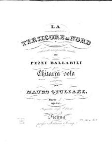 La Tersicore del Nord, Op.147: La Tersicore del Nord by Mauro Giuliani