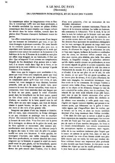 Première année. Suisse, S.160: No.8 Le mal du pays by Franz Liszt