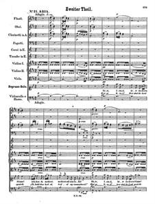 Elijah, Op.70: Movement II by Felix Mendelssohn-Bartholdy