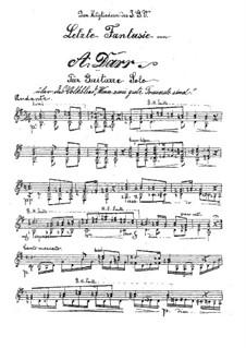Fantasia in G Major: Fantasia in G Major by Adam Darr