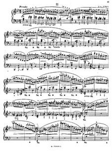 Twenty-Four Concert Etudes, Op.17: Etude No.11 by Edmund Neupert