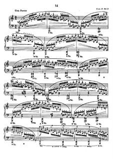 Twenty-Four Concert Etudes, Op.17: Etude No.13 by Edmund Neupert