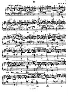 Twenty-Four Concert Etudes, Op.17: Etude No.15 by Edmund Neupert