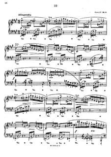 Twenty-Four Concert Etudes, Op.17: Etude No.19 by Edmund Neupert