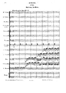 The Pearl of Brazil: Act III, Entr'acte by Félicien David