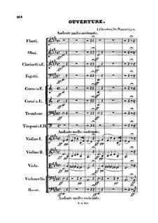 Les deux journées (The Two Days): Overture by Luigi Cherubini