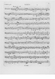Complete Concerto: Bassoon II part by Frédéric Chopin