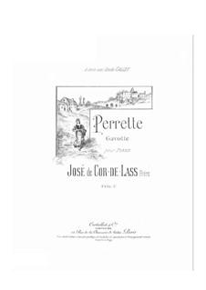 Perrette: Perrette by José de Cor-de-Lass