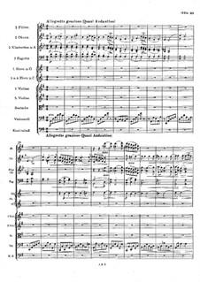 Movement III: Full score by Johannes Brahms