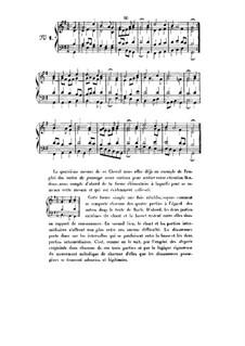 Choix de chorals: Choral No.1 by Johann Sebastian Bach