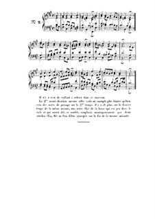 Choix de chorals: Choral No.2 by Johann Sebastian Bach