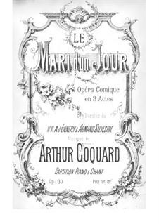 Le mari d'un jour: Act I by Arthur Coquard