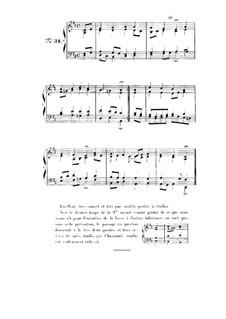 Choix de chorals: Choral No.31 by Johann Sebastian Bach