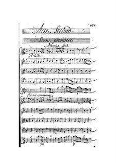 Vénus et Adonis: Act II by Henri Desmarets