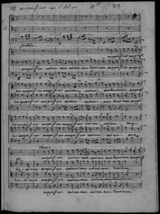 Grand Magnificat No.23: Grand Magnificat No.23 by Bernard Aymable Dupuy