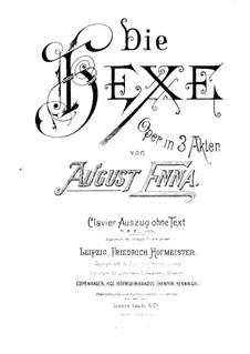 Die Hexe: Die Hexe by August Enna