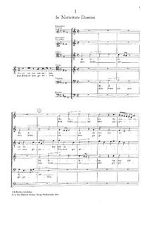 Introitus for Six Voices: Introitus for Six Voices by Heinrich Isaac
