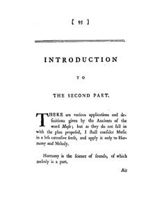 The Theory of Harmonics: Part II by John Keeble