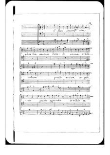 O Jesu amantissime: O Jesu amantissime by François Couperin