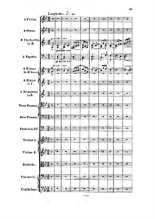 Symphony No.1 in G Minor, Op.32: Movement II by Friedrich Gernsheim
