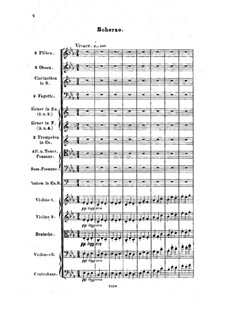 Symphony No.1 in G Minor, Op.32: Movement III by Friedrich Gernsheim