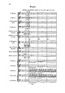 Symphony No.1 in G Minor, Op.32: Movement IV by Friedrich Gernsheim