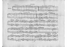 Symphony No.75 in D Major, Hob.I/75: Movement IV. Version for piano four hands by Joseph Haydn