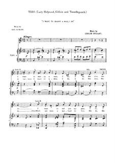 Florodora: No.9 I Want to Marry a Man, I Do by Leslie Stuart
