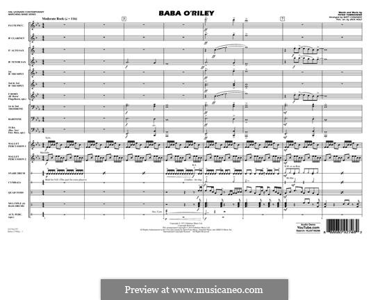 Baba O'Reilly (from Summer of Sam): Full Score by Peter Townshend
