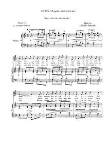 Florodora: No.10 The Fellow Who Might by Leslie Stuart