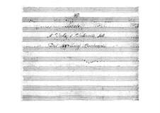Sonata for Viola (or Cello) and Basso Continuo in C Minor, G.18: Sonata for Viola (or Cello) and Basso Continuo in C Minor by Luigi Boccherini