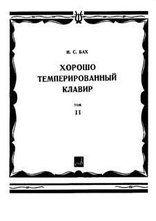 Selected Pieces: Part I (Edited by Mugellini) by Johann Sebastian Bach
