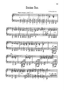 Piano Trio No.6 in F Minor, Op.54: Parts by Alexander Fesca