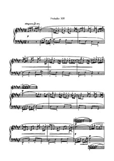 Selected Pieces: Part II (for Piano) by Johann Sebastian Bach