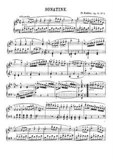 Six Sonatinas, Op.55: Sonatina No.2 by Friedrich Kuhlau