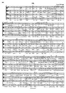 Capitan, Herre Gott: Singpartitur by Lupus Hellinck