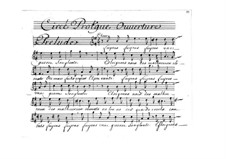 Circé: Soprano part by Henri Desmarets