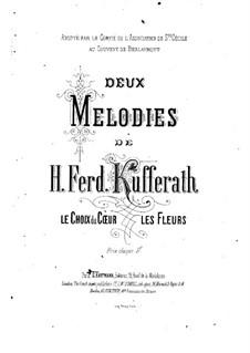 Le choix du cœur: Le choix du cœur by Hubert Ferdinand Kufferath