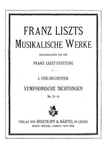 Trois odes funèbres, S.112: No.3 Funeral Triumph of Tasso by Franz Liszt