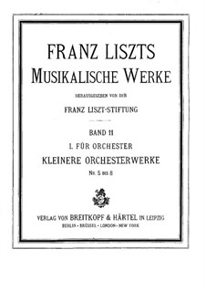 Festival Prelude, S.226: Festival Prelude by Franz Liszt