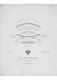 Fantastic Rondo on the Spanish Theme 'El contrabandista', S.252: Fantastic Rondo on the Spanish Theme 'El contrabandista' by Franz Liszt