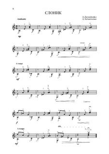 Слоник: Слоник by Alexander Zatynchenko