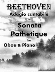 Movement II: For Oboe & Piano by Ludwig van Beethoven