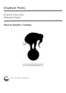 Elephant Waltz: Elephant Waltz by Doniell Cushman